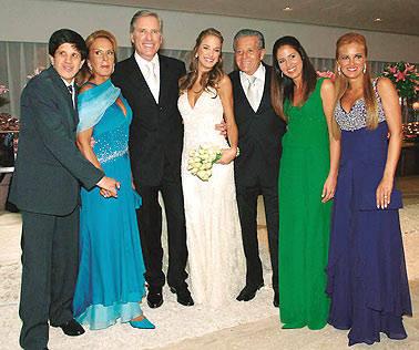 Irmão de Ticiane Pinheiros tem síndrome de Down