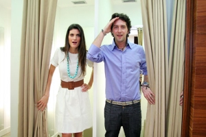 """Arlindo Grund e Isabella Fiorentino renovam com o SBT; """"Esquadrão do Moda"""" não deve voltar"""