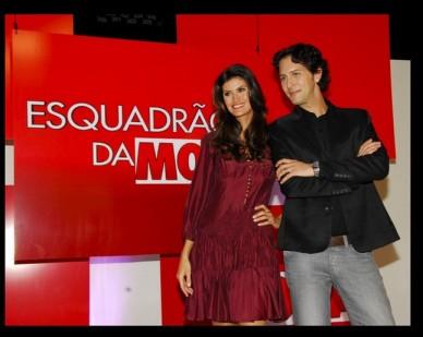 """""""Esquadrão da Moda"""" hoje (20/04/2013): 'Participante de 45 anos que adora mostrar a barriga'"""