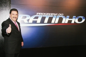 Programa do Ratinho entra no clima do Carnaval nesta segunda 11/02