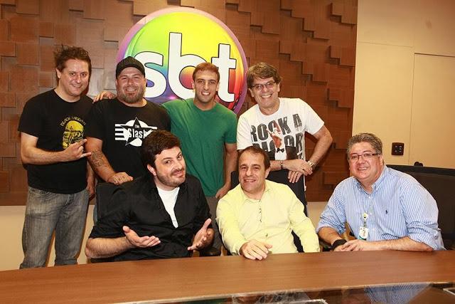 Novo Lombardi: Talk Show De Danilo Gentili No SBT Terá