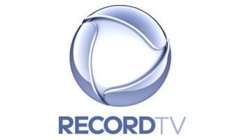 Resultado de imagem para foto logo record tv